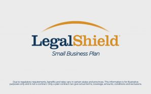 Small business legal plan