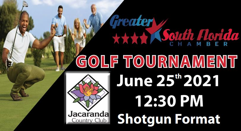 GSFL - GOLF TOURNAMENT - Jacaranda Country Club Summer 2021