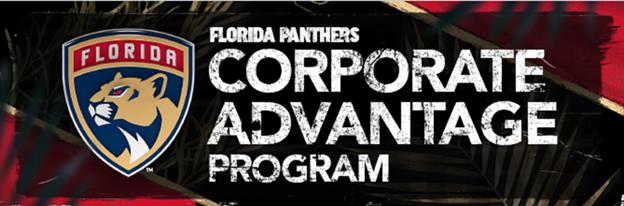 Florida Panthers Corporate Advantage Program