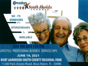 Lifestyle & Professional Business Services Expo - Burt Aaronson South County Regional Park